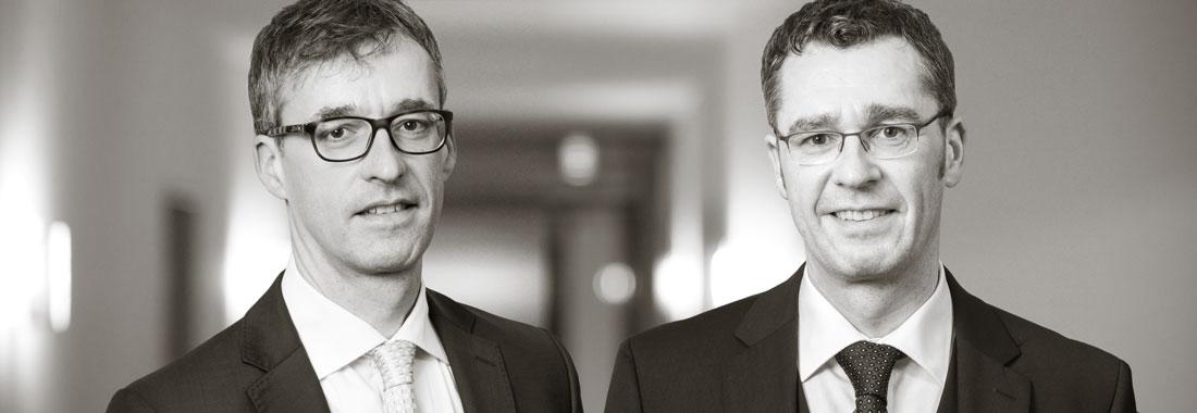 Gregor Ziegler und Helmut Eckart Ziegler