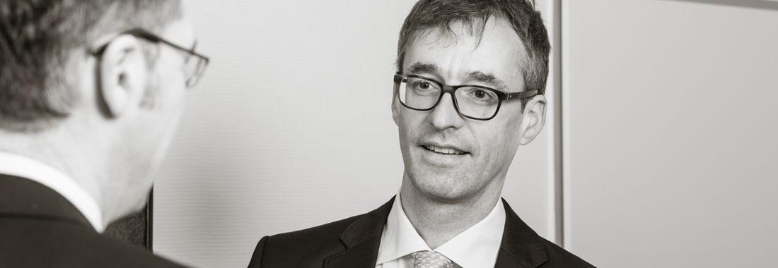 Gregor Ziegler im Dialog